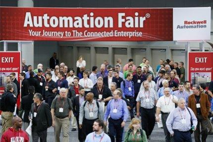 Automation Fair Event 2016